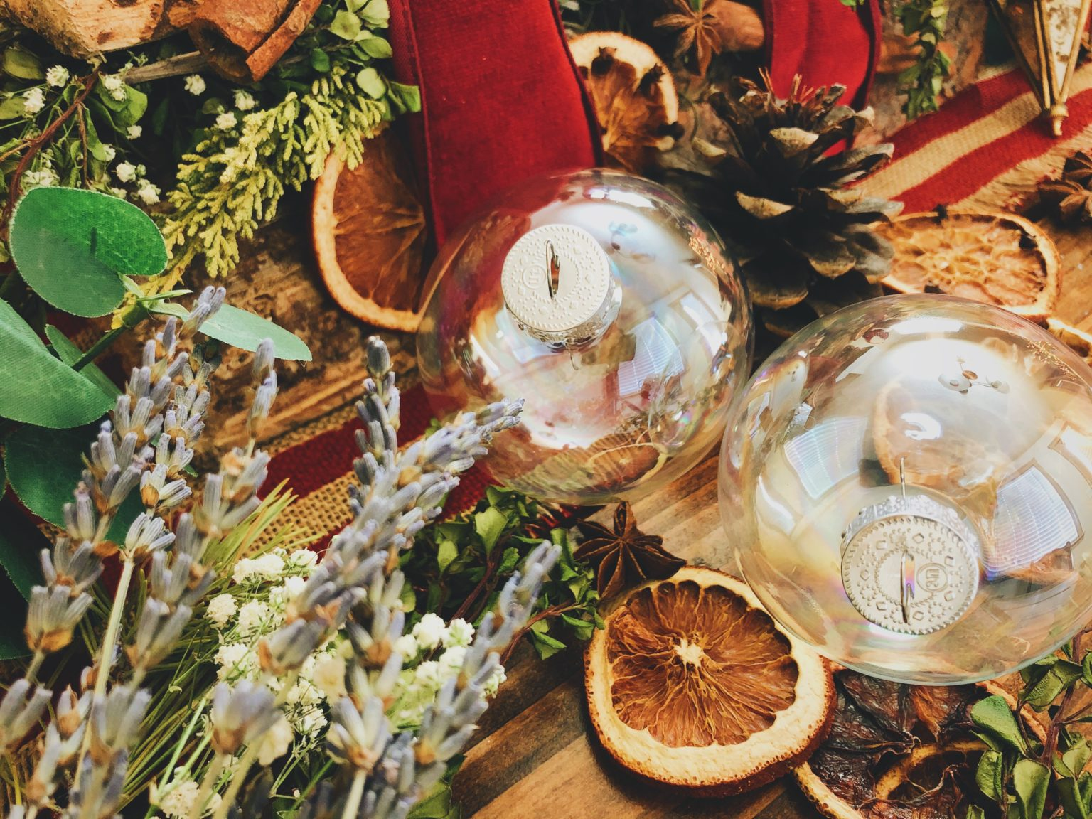 Yule Season Witch Balls | 50 Awesome DIY Yule Decorations and Craft Ideas You Can Make for the Winter Solstice